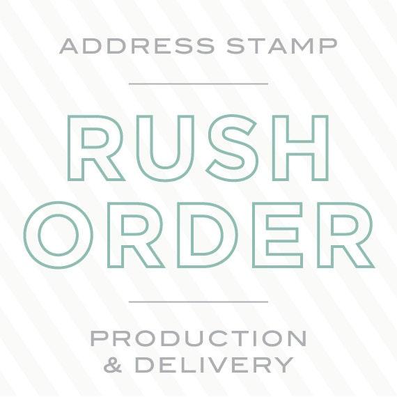 Rush term paper custom
