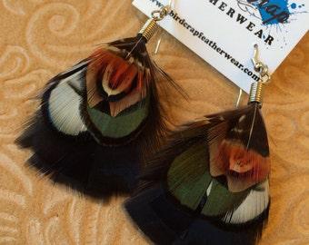 Bandita Small Feather Earrings