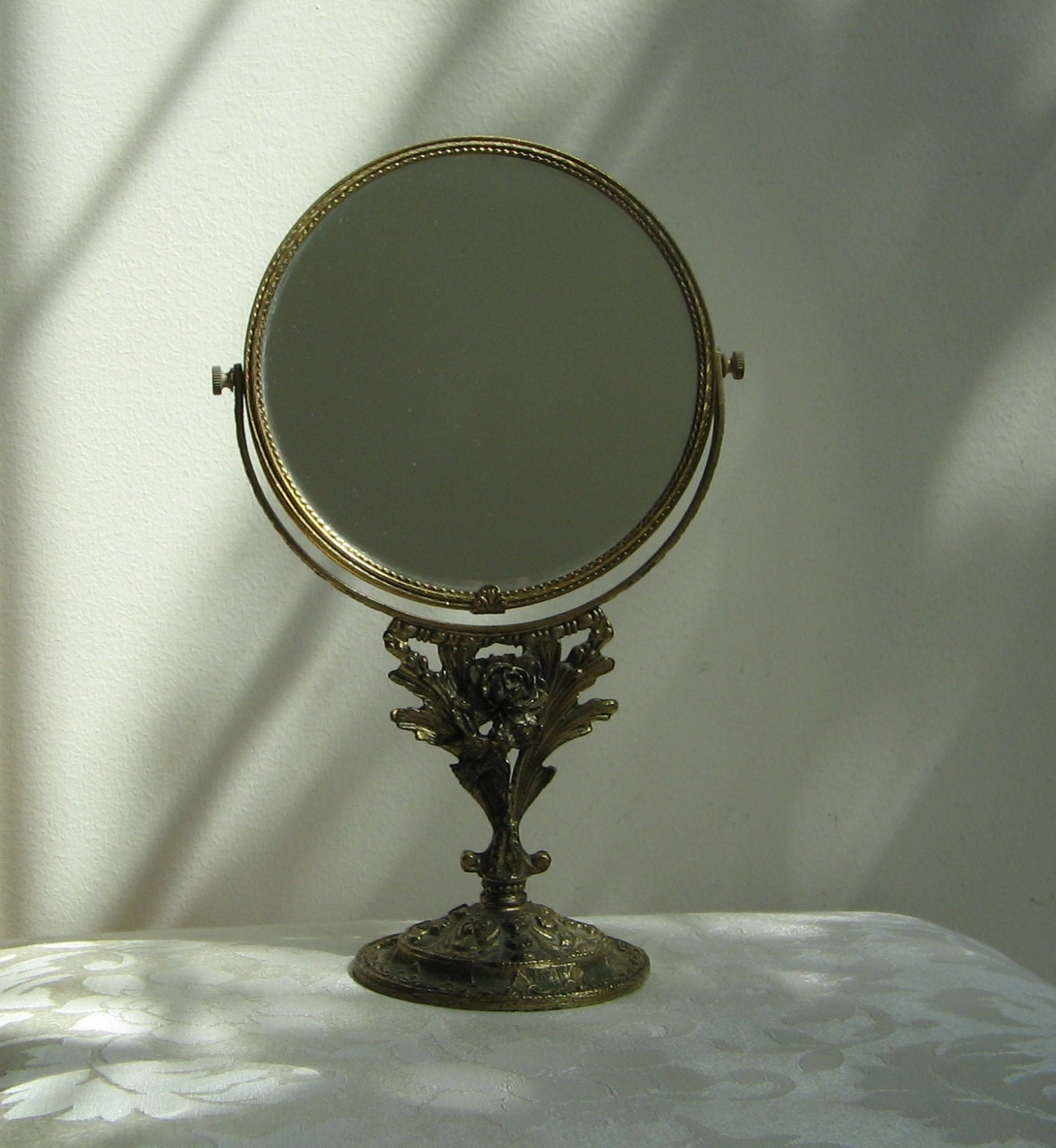 Vintage antique mirror fun