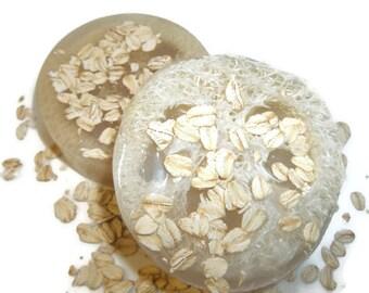 Exfoliating Soap | Loofah Soap | Aromatherapy Soap | Glycerin Soap | Oatmeal Honey Soap | Hawaiian Soap | Exfoliating Loofa Soap