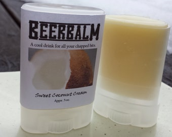 Sweet Coconut Cream Beerbalm