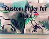 Custom Tote for Alma