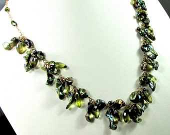 Green With Envy Necklace