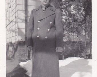 Vintage Photograph - Soldier - Ephemera, Vernacular  (XX)