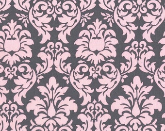 Bloom Dandy Damask for Michael Miller, 1/2 yard