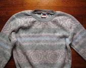 women's vintage fuzzy sweatshirt.