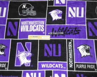 Popular items for or northwestern on etsy for Constellation fleece fabric