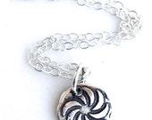 Armenian Eternity Symbol-Armenian Necklace