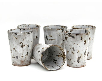 Birch Bark Skinny Mug