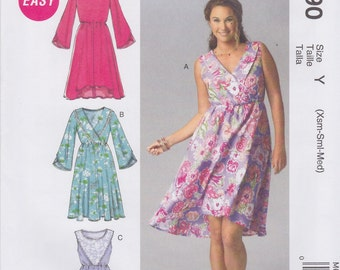 McCall's Sewing Pattern M6890 Misses' Dresses New UNCUT