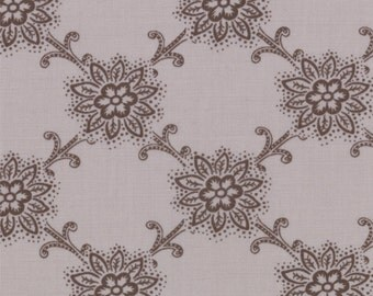 Le Bouquet Francais - Calantha in Grise by French General for Moda Fabrics - Last Yard