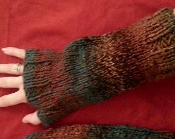 Fingerless gloves - texting gloves