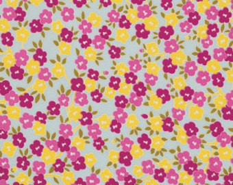 Modern Fabric, Jennifer Paganelli, Emma in Vintage, Quilt Fabric, Lucky Girl, One Yard