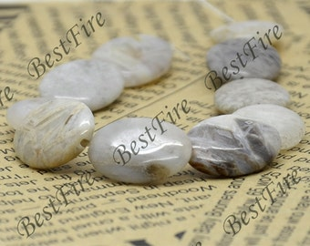 Oval Agate Beads ,Oval Agate nugget beads,stone beads,gemstone beads loose strand