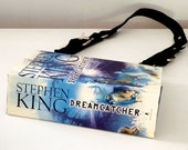 Stephen King Book Purse - Dreamcatcher Book Clutch