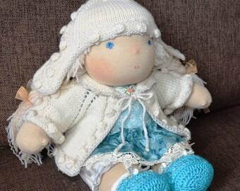 Waldorf doll Oksana