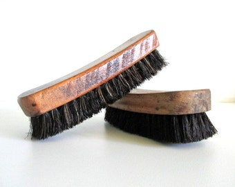 Vintage Shoe Brushes