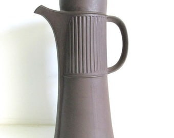 Vintage Dansk Flamestone Tall Chocolate Pot By Dansk Designs Denmark IHQ