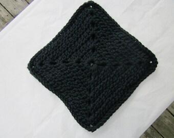 Potholder (Medium/Black)