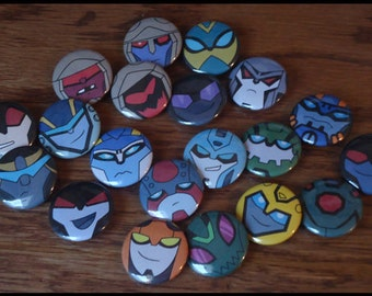 Transformers Animated Choose Your Own Pack