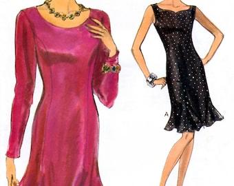 Vogue 8242 Misses' Dress Sewing Pattern - Uncut - Size 8, 10, 12