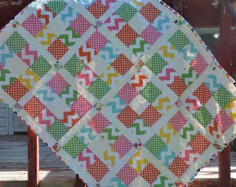 Fun and Bright Quilt