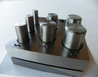Disc Cutters  7-pc. Set