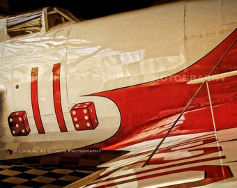 classic airplane photograph, Gee Bee racer art photo,  pilot gift, vintage plane, aviation photography, boys room, airplane decor