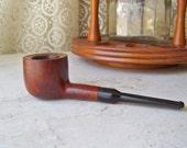 Vintage Pipe Charatan's Make London England Tobacco Pipe Mans Pipe Man Cave Circa 1950s