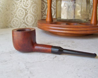 Vintage Pipe Charatan's Make London England Tobacco Pipe Mans Pipe Man Cave Circa 1950s