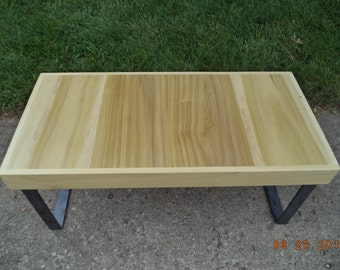 coffee table made from recaimed popular