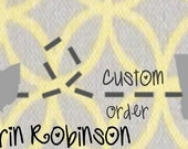 Custom Order iPad case