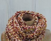 Iowa State Cyclones Inspired Infinity Scarf