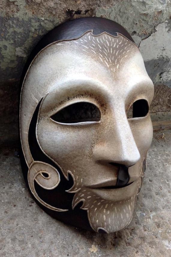 Unique Ram Face Mask b...