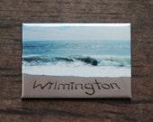 Wilmington MAGNET - Strong Magnet for fridge, file cabinet.