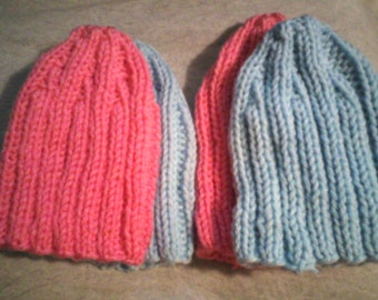 Cotton Candy Hats