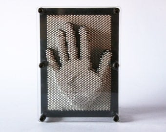 Rare Mid Century Nagel Art Object - Nagel Bed -- 60s