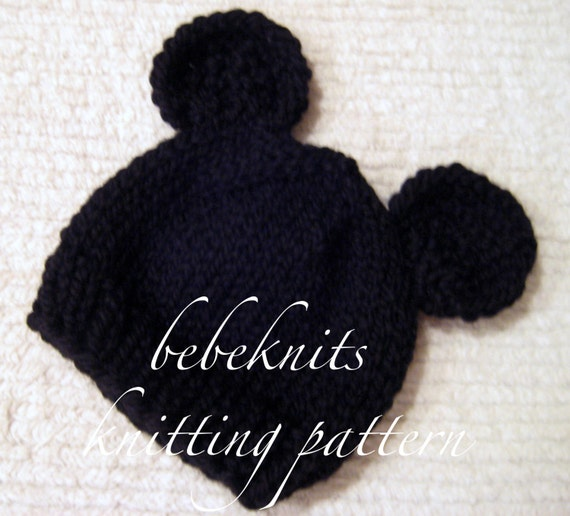Dog Baby Hat Knitting Pattern : This Adorable Baby Hat Knitting Pattern Knits Up Quickly On Big Dog Breeds ...