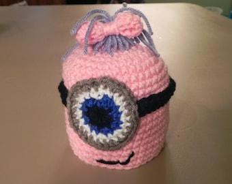 She - Minion Hat