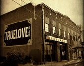 Texas Photography Western Fine Art True Love Bar Rustic Southwest Home Decor