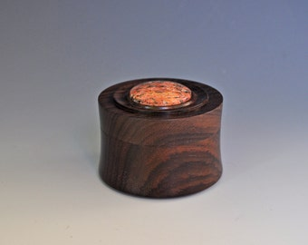 Colobolo Box with Jasper Insert