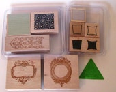 Rubber Stamp Variety Set