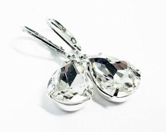 VINTAGE WEDDING Drop Earrings