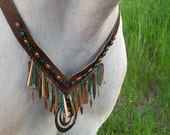 Rhythm Beads, Horse Necklace, Trail Beads for Horses!