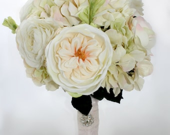 SALE Blushing Bride Bouquet