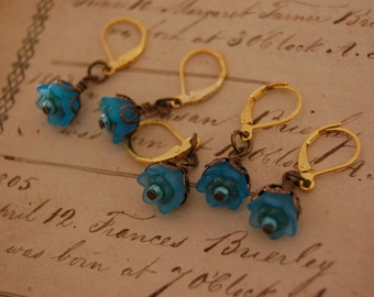 Star Bell Removable Crochet Victorian Stitch Markers