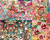A6 Caramelaw cute postcard set (10 pieces)