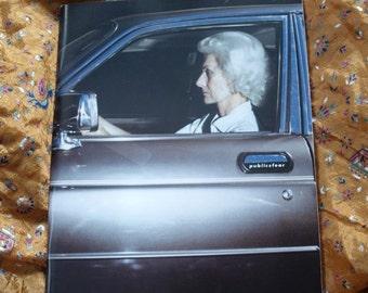 Publicsfear Magazine #1 1992 Sandra Bernhard Dan Clowes Matthew Barney Baldwin Landers Tower Art Illustration Literary