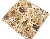 Vintage Gift Wrap - Happy Birthday Present Wrapping Paper - Full Sheet