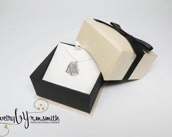 Special Neckace Gift Wrap Box